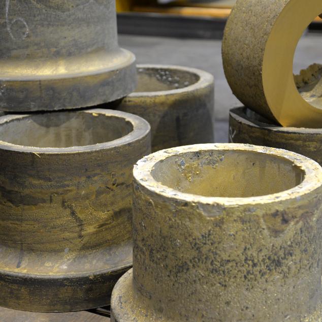 centrifugal casting tubes