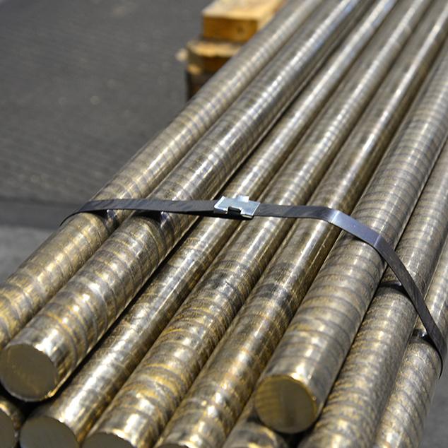 continuous casting bronze bars
