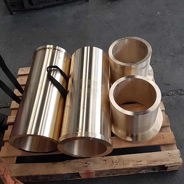 production with centrifugal casting